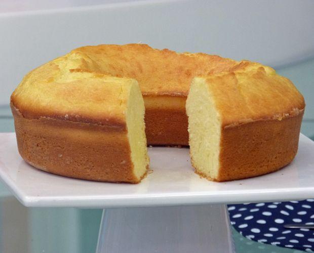 Bolo de Arroz sem Glúten | Tortas e bolos > Receita de Bolo | Mais Você…
