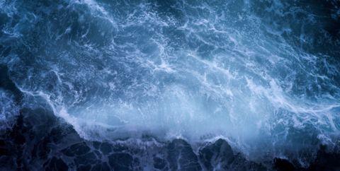 Ocean Wave Table Skin