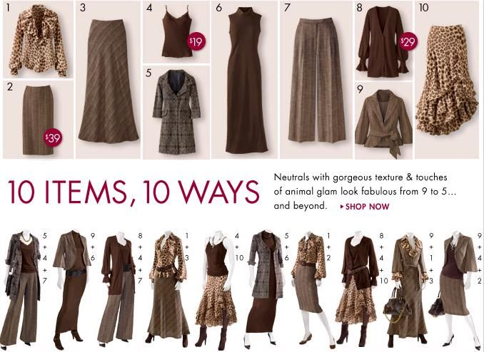 10 items 10 ways: Picasa Web, Outfit Ideas, Items 10, Items Wardrobes, Work Outfit, Web Album, Capsule Wardrobes, 10 Items, Style Ideas