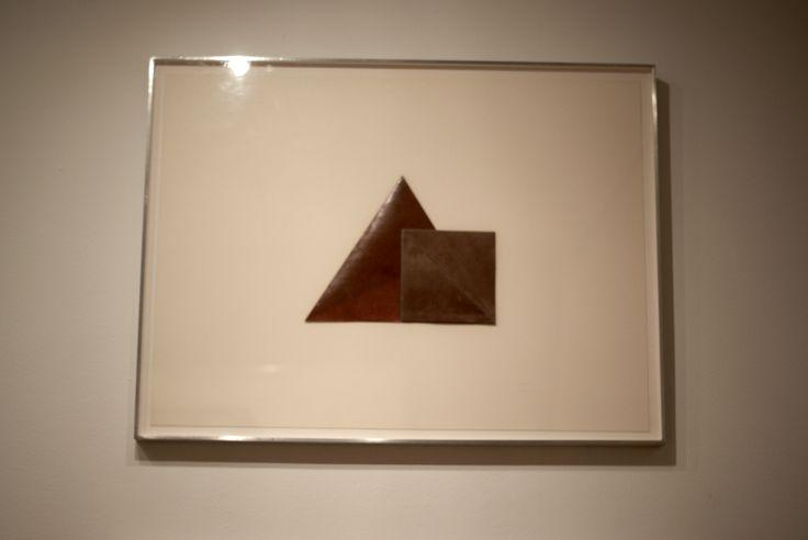 Triangle, Rectangle, Small Square