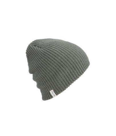 Poler Tube Beanie Classic Weave - Grey www.westgoods.co