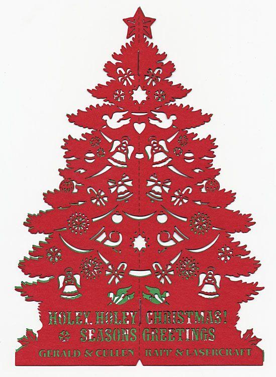Рождественская открытка | Sheaff: однодневка