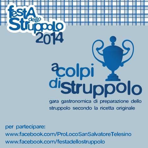 XII edizione della FESTA DELLO STRUPPOLO