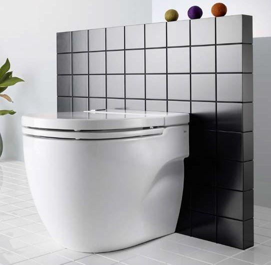 Inodoro Roca Meridian IN-TANK (inodoro con cisterna integrada y compacto)