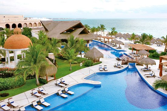Excellence Riviera Cancun All Suites Resort - All Adults/All-Inclusive Resort