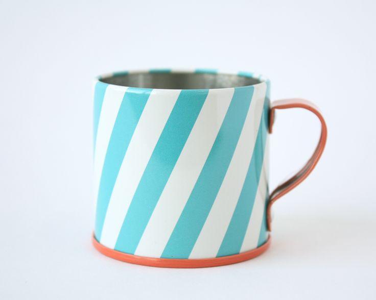 OMM Design Tasse von Tin Tea Set, Kindergeschirr, Puppengeschirr, bei Goldkind.
