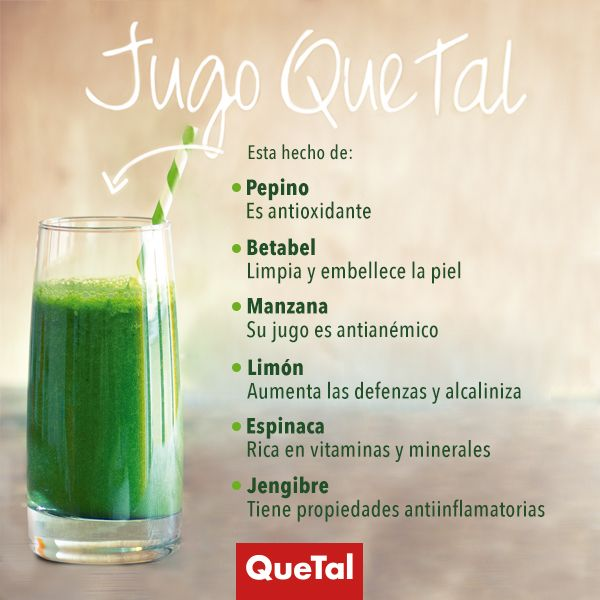 #JugoQuetal