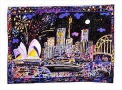 Ken Done Sydney painting