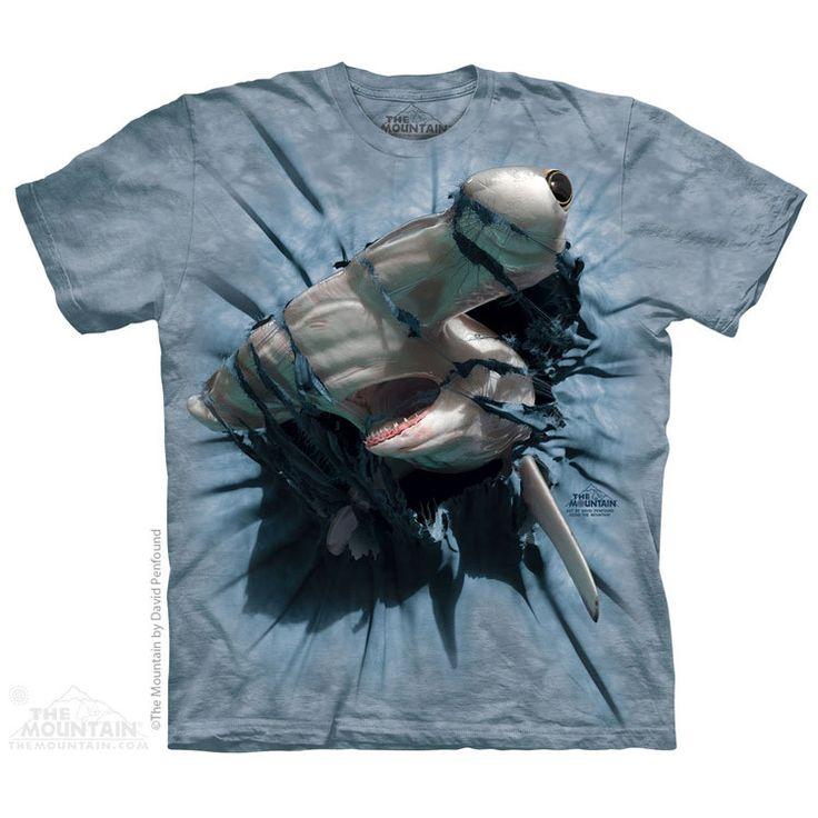The Mountain Hammerhead Breakthrough T-Shirt