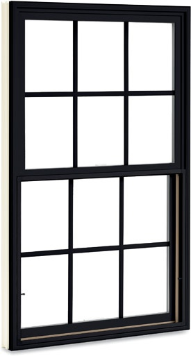 A Country Farmhouse blog recommends Marvin Windows Integrity line for replacing windows in an old house.