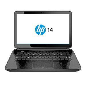 """HP 14-D015TU 14"""" Notebook Black"""