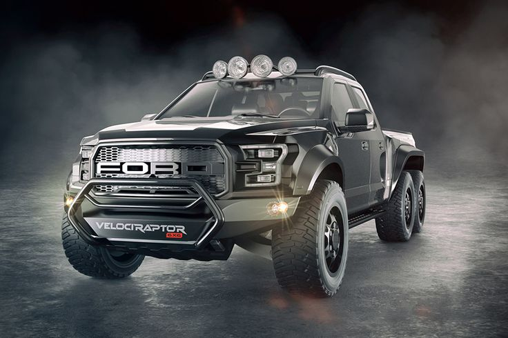 Just as Ford is preparing to deliver its latest off-road beast, the tuners at Hennessey have transformed it into something even more menacing. The Hennessey VelociRaptor 6X6 Truck takes the stock 2017 Raptor and added an extra axle. In addition...