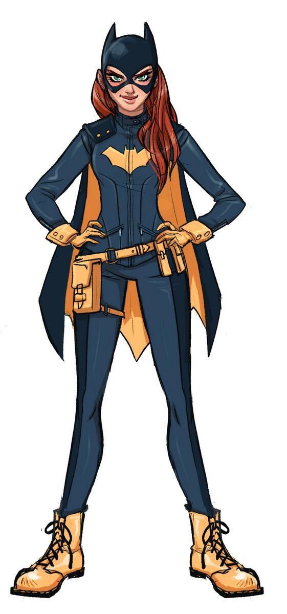 New Batgirl by Babs Tarr