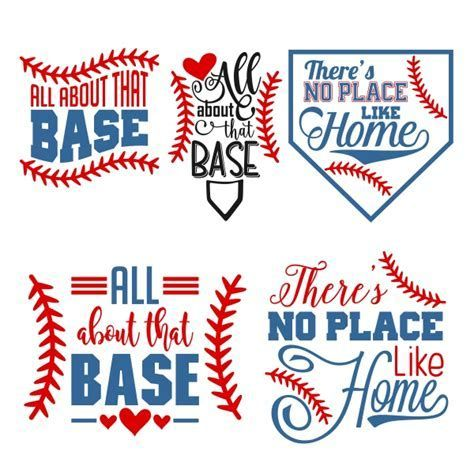 Download Image result for Free Baseball SVG Files for Cricut ...