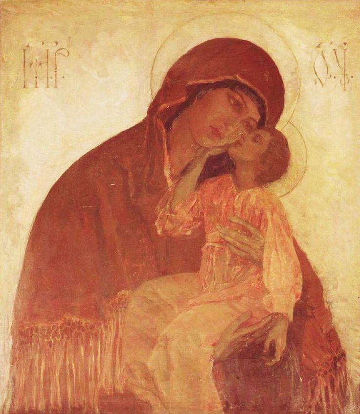 Mikhail Nesterov.
