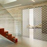 Descarga el catálogo y solicita al fabricante Tekno uno By foa, puerta corrediza de vidrio, Colección tekno