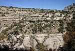 Walnut Canyon National Monument in Arizona