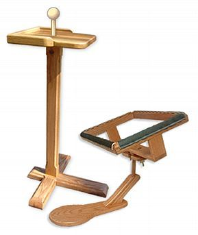This Is Our Combo The Frame Mounts On Seat As Shown Or Can Be Mounted Floor Stand