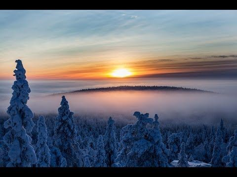 Feel the Finnish Lapland - YouTube