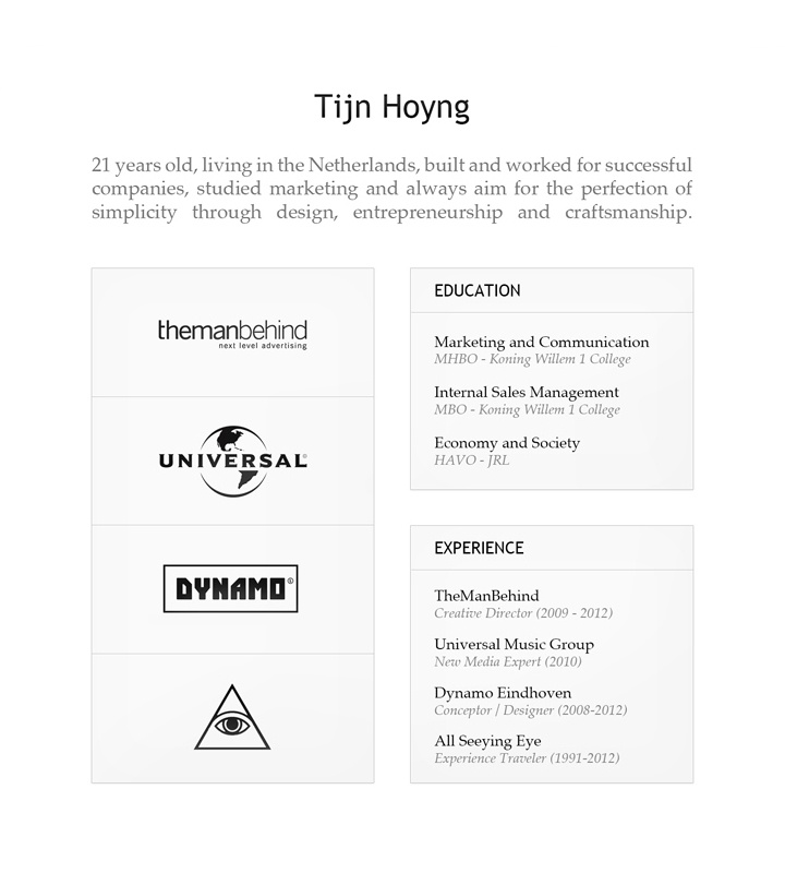 34 best Clean Resume Designs images on Pinterest Resume - classic resume design