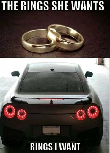Men Who Love Their Cars More Than Their Wife! Are you one of them? Click to find out...