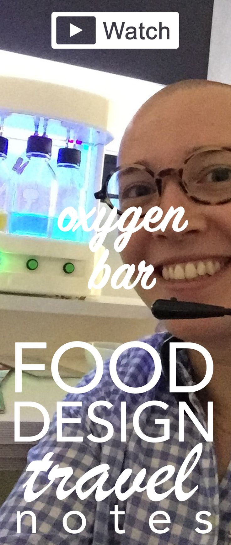 Oxygen Bar in Tokyo! Yes please! I'll try that! =) Food Design Travel Note. Watch here: http://francesca-zampollo.com/oxygen-bar-in-tokyo-food-design-or-not/