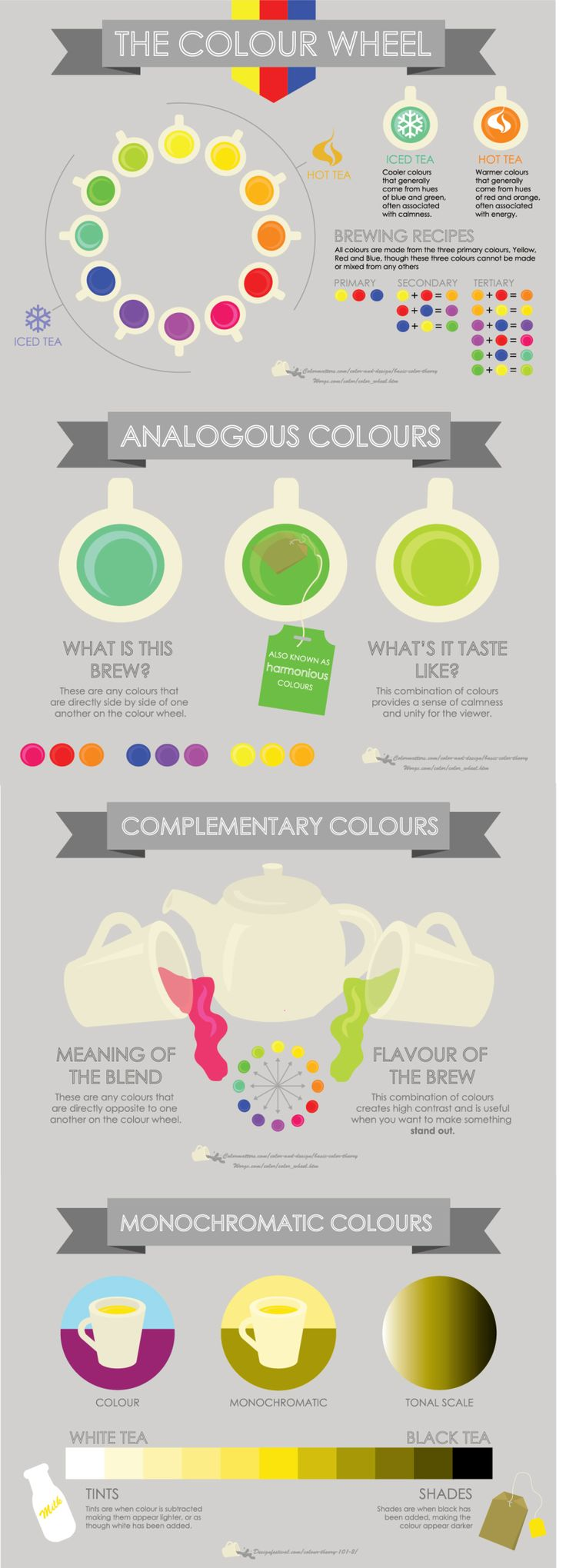 21 best complementary colour schemes images on Pinterest