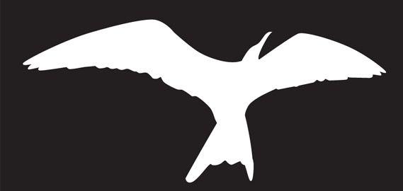 The Frigate bird is the emblem of Kaikea
