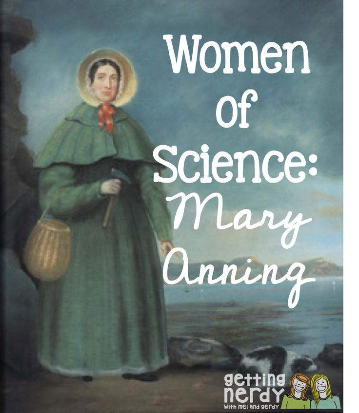 Women in Science blog post- Mary Anning, a self-taught paleontologist