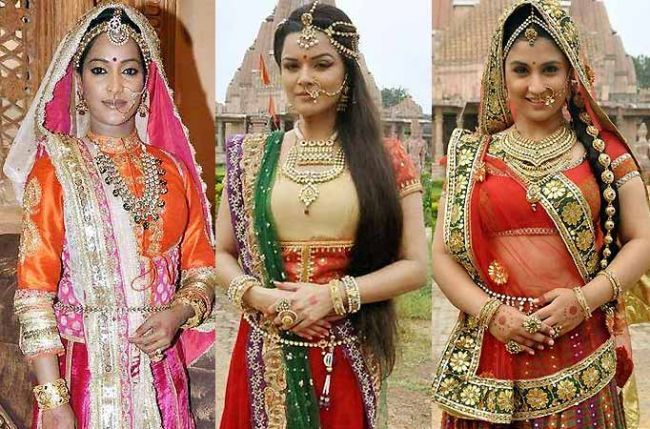 The Queens of Mewar to live a common life in Sony TV`s Maharana Pratap