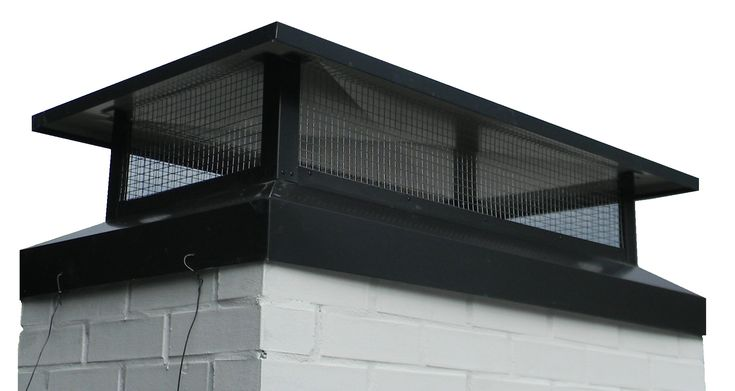 1 Chimney Cap With Screen Www Masterservices Com