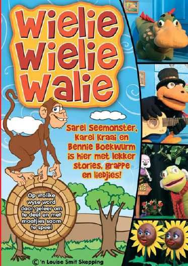 Early afrikaans TV children's programme