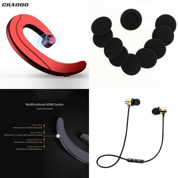 20pcs earbuds replacement silicone earphone tips noise cancelling earbud caps BM