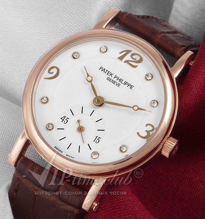 Реплика часов Patek Philippe Calatrava 4959, купить в интернет магазине viptimeclub.ru. Каталог цен на реплики часов с отзывами