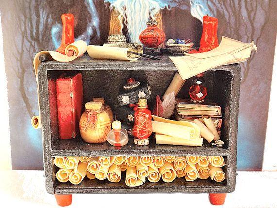 Miniatura mobile decorativo Mutus Liber mobile in di PiccoliSpazi