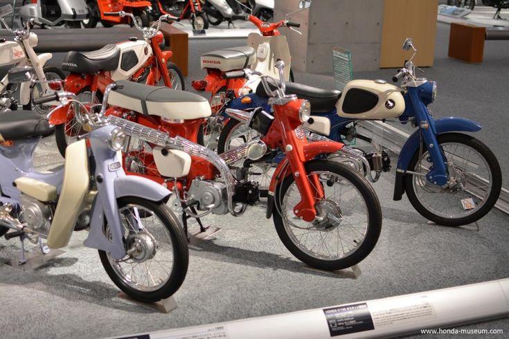 1962 Honda Super Cub