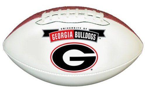 Glory Glory -- Georgia Bulldog Merchandise - UGA Georgia Bulldogs Autograph Signing Football