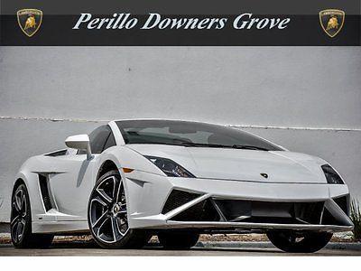 2013 Lamborghini Gallardo Spyder  With Navigation 2013 Lamborghini Gallardo for sale!
