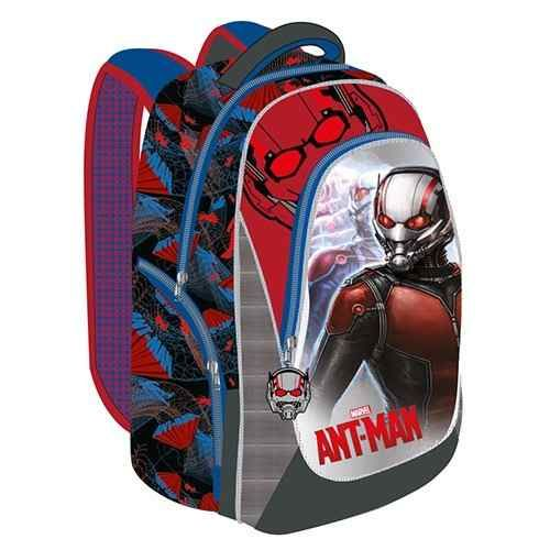 mochila escolar ant man marca ruz primaria avengers