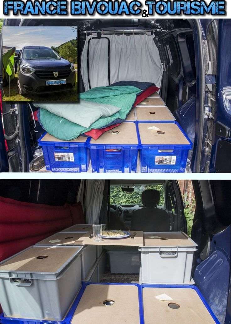 dacia dokker camping car am nag reportage sur l. Black Bedroom Furniture Sets. Home Design Ideas