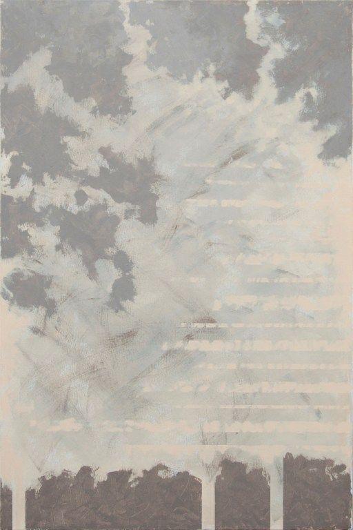 Iva Trzcinska | Równowaga | 80×120 | akryl na płótnie | 2015 / NIEDOSTĘPNY