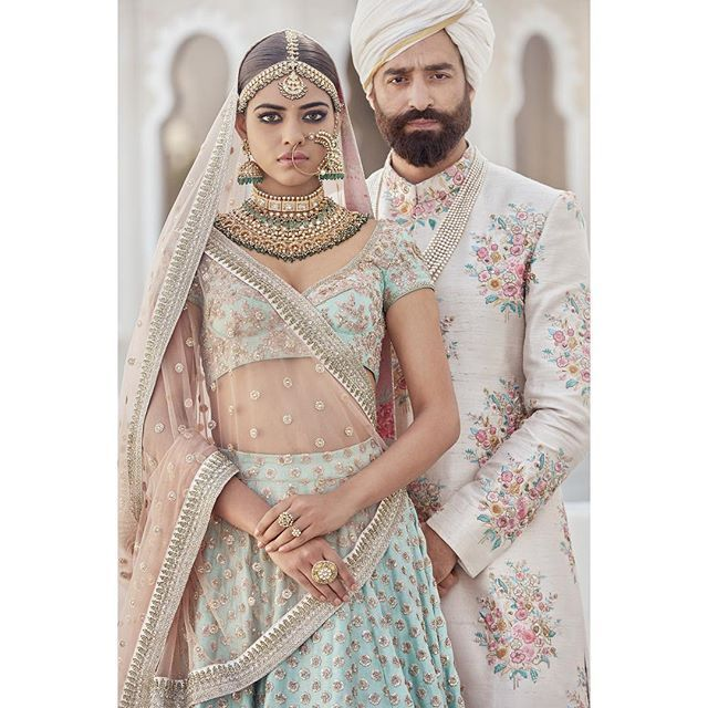 Sabyasachi's NEW 2017 Udaipur Collection : All the Pictures Inside | WedMeGood - Best Indian Wedding Blog for Planning & Ideas.