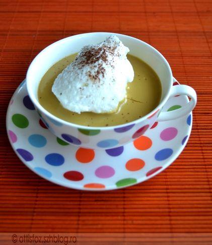 Régóta terveztem kávésmadártejetkészíteni. Egyik kedvenc nyári desszertem a madártej, amikor eljön a nyár mindig eszembe jut. Kávés madártej Hozzávalók: 4 tojás, 12 dkg cukor, 1 liter tej, 2 dl feketekávé, 2...