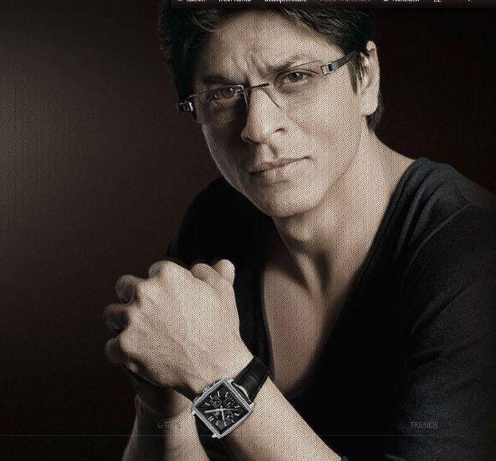 Lovely Shahrukh Khan.