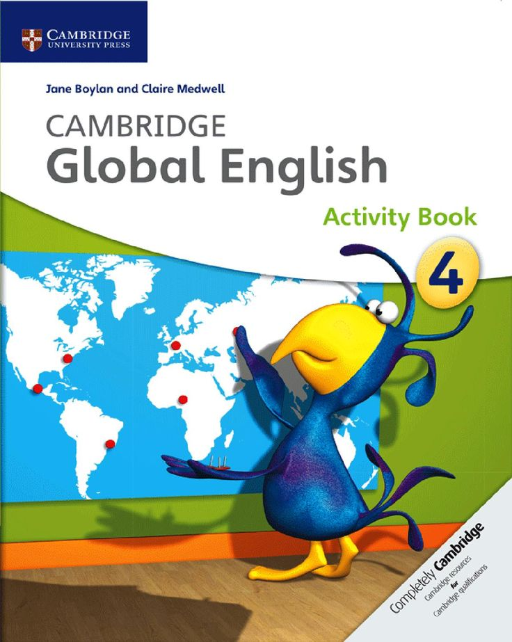 Preview Cambridge Global English Activity Book 4 by Cambridge University Press Education - issuu