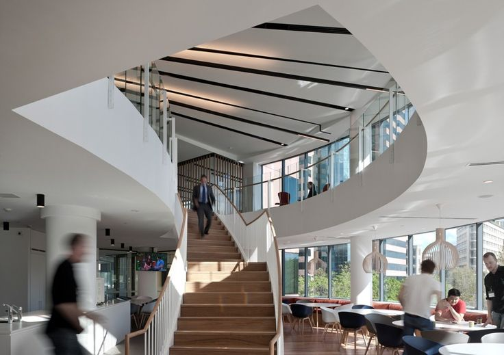 866 best images about office space on pinterest implant for Architecture firms canberra