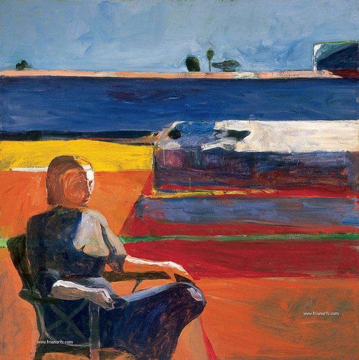 Richard Diebenkorn: Abstract Expressionism and American Figurativism - TrianartsTrianarts