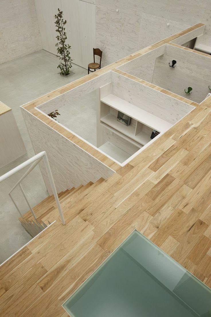 22 best Eine Art Moderne Mansion-das Tageslicht Haus In Yokohama Von ...