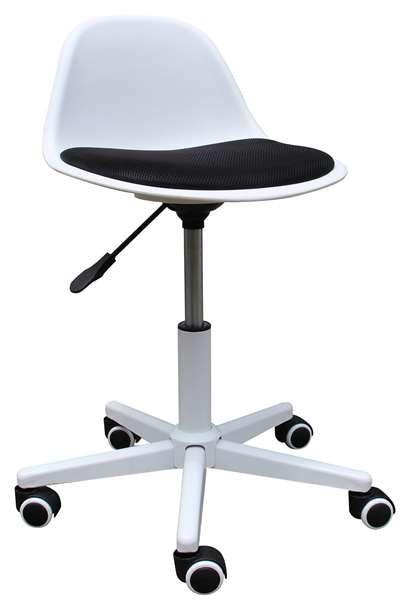 Jox Furniture, Skrivbordsstol, Junior, Vit