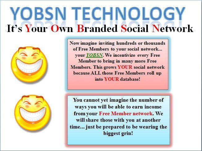 It's Your Own Branded Social Network  #social #socialnetworking #socialsite #money #brand